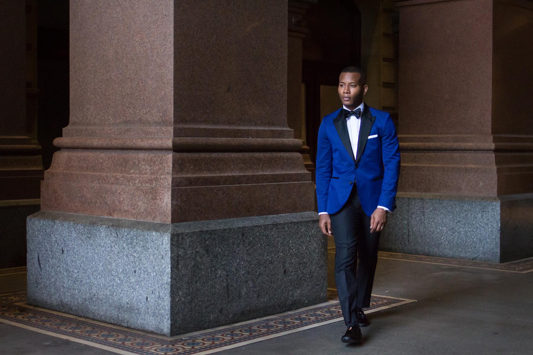 Vecchio Tuxedo Men's Style Pro x ModaMatters 6