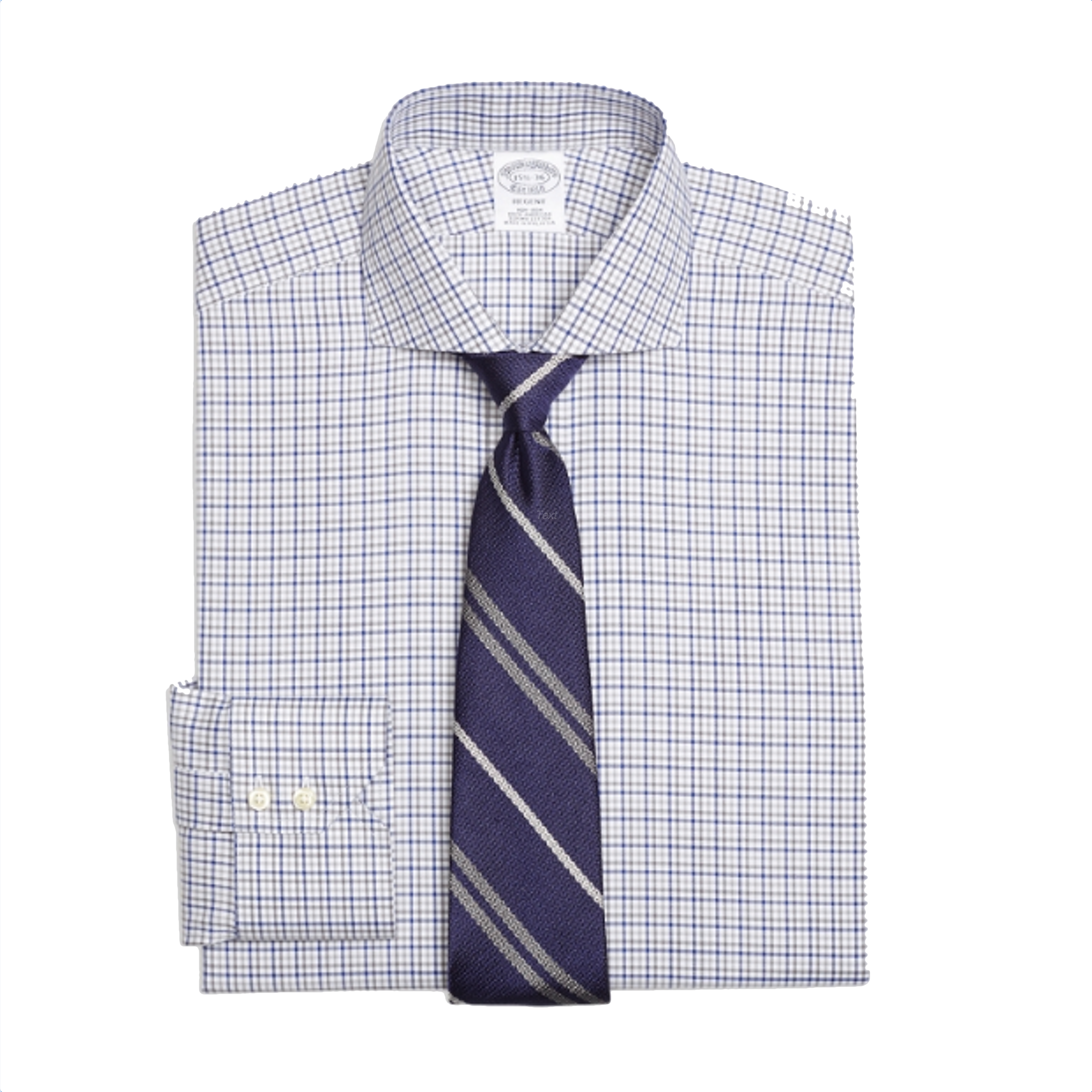 Brooks Brothers Shirt & Tie