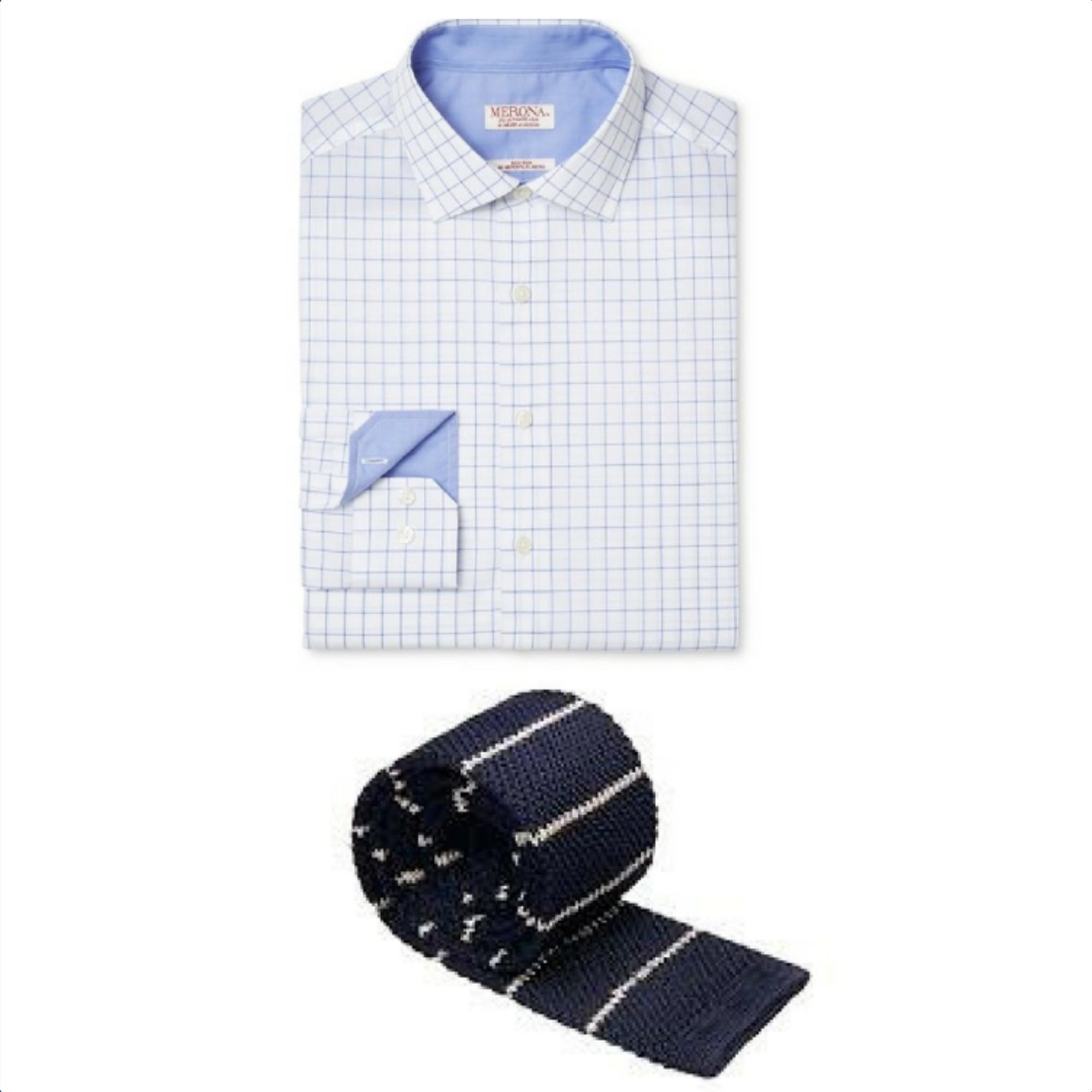 Target Shirt & Tie Room Tie