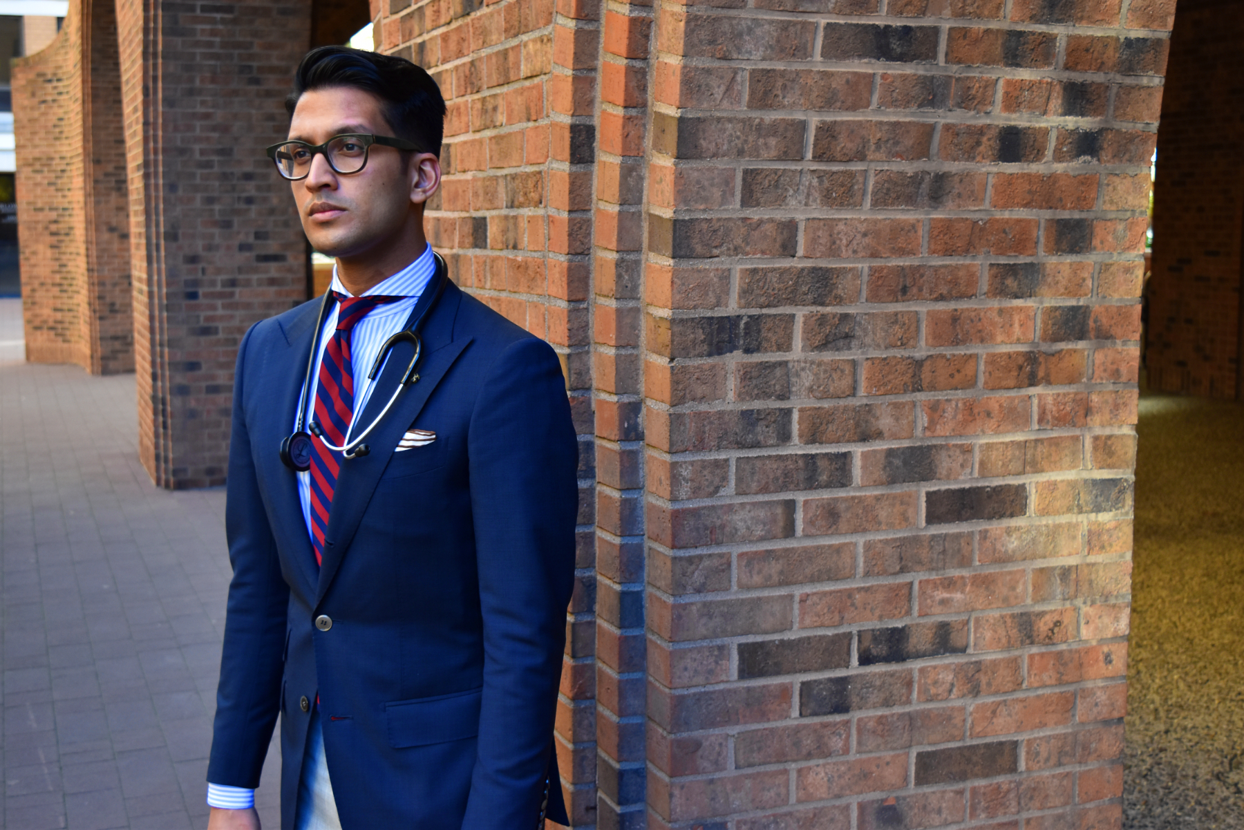 Rajan Singla The Most Sartorial Doctor In Philadelphia