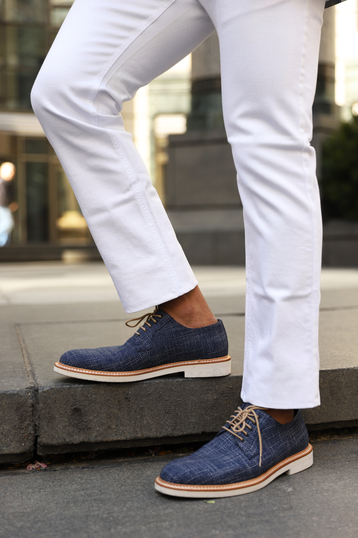 Men's Style Pro and Levitate Style Spring Menswear Essentials with Tallia Orange