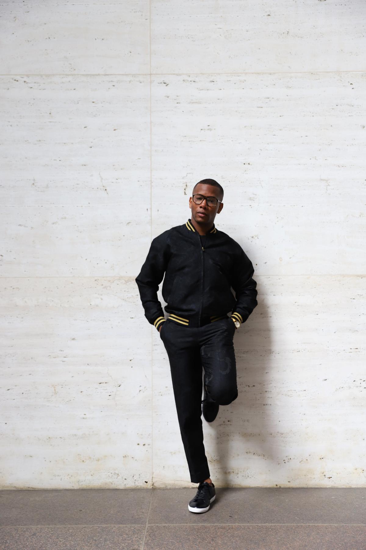 Men's Style Pro and Levitate Style Spring Menswear Essentials with Tallia Orange