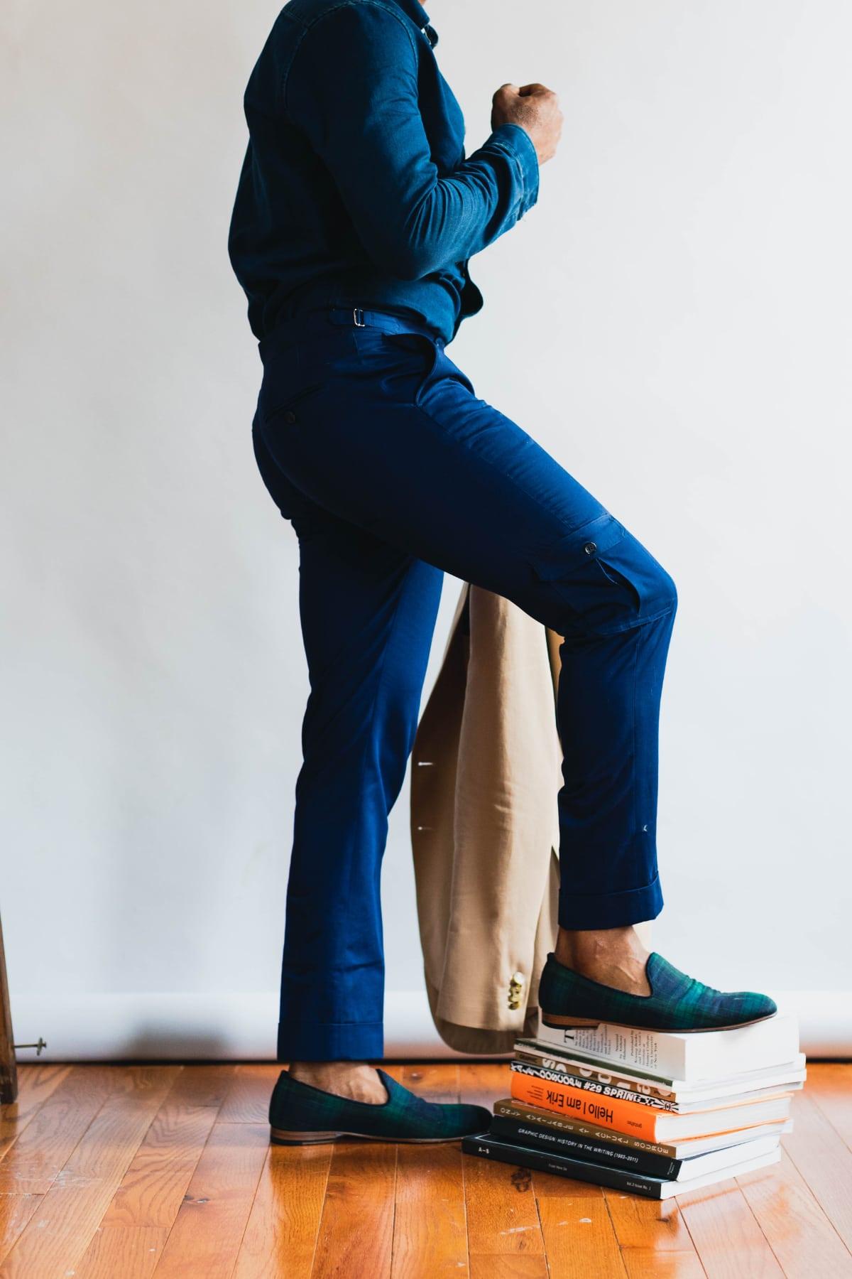 Men's Style Pro x Modamatters SS 18 Capsule Collection