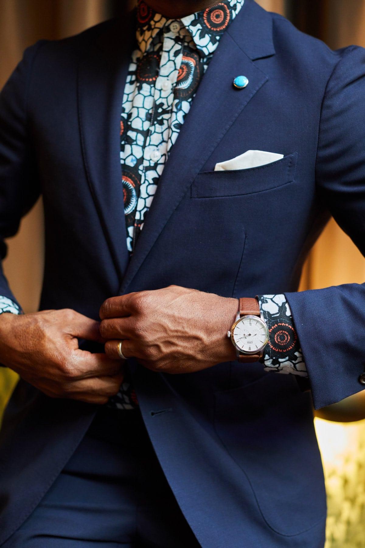 Watchbox x Men's Style Pro x Oris