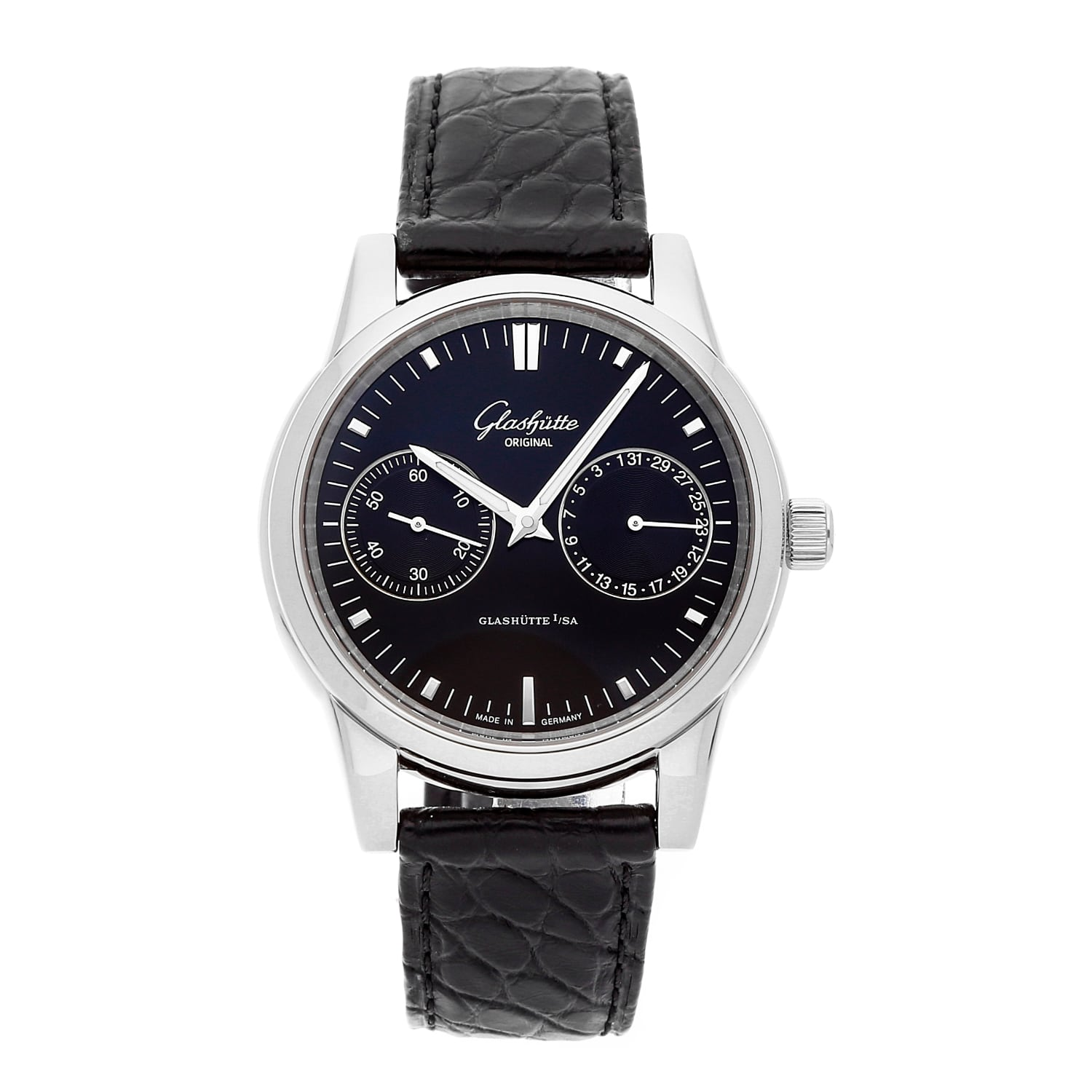 Glashutte Watch via WatchBox Timepieces