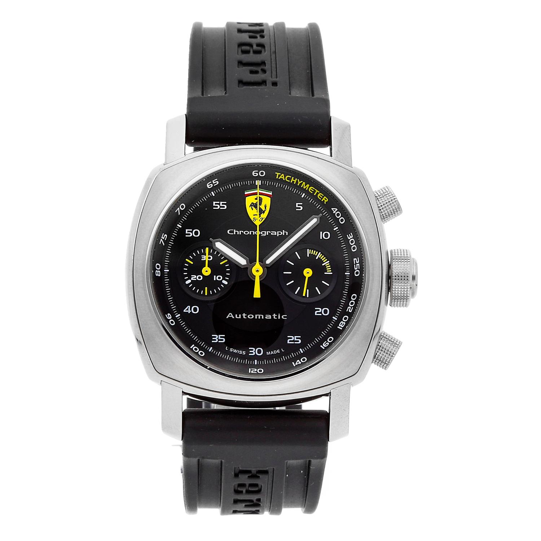 Paneri Ferrari Scuderia WatchBox Timepiece