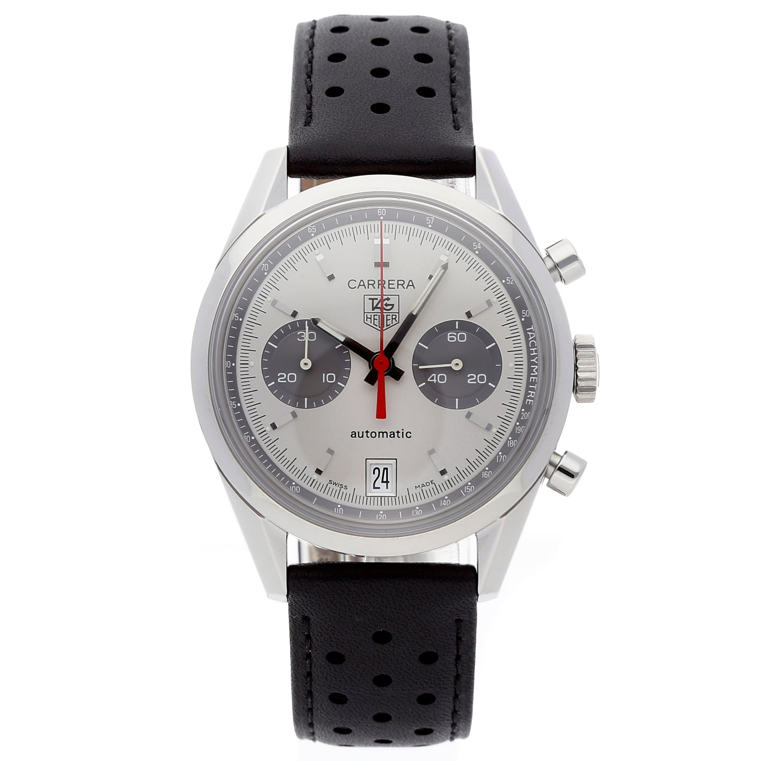 Tag Heuer Carrera via WatchBox timepieces