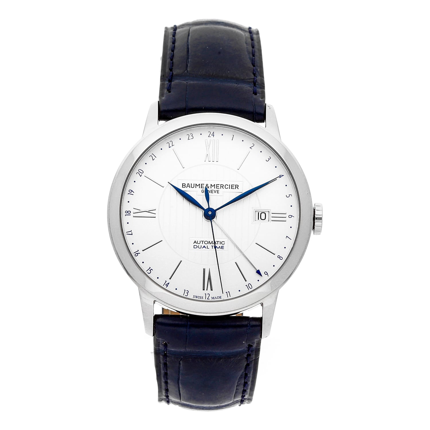 Baume & Mercier Watch via WatchBox