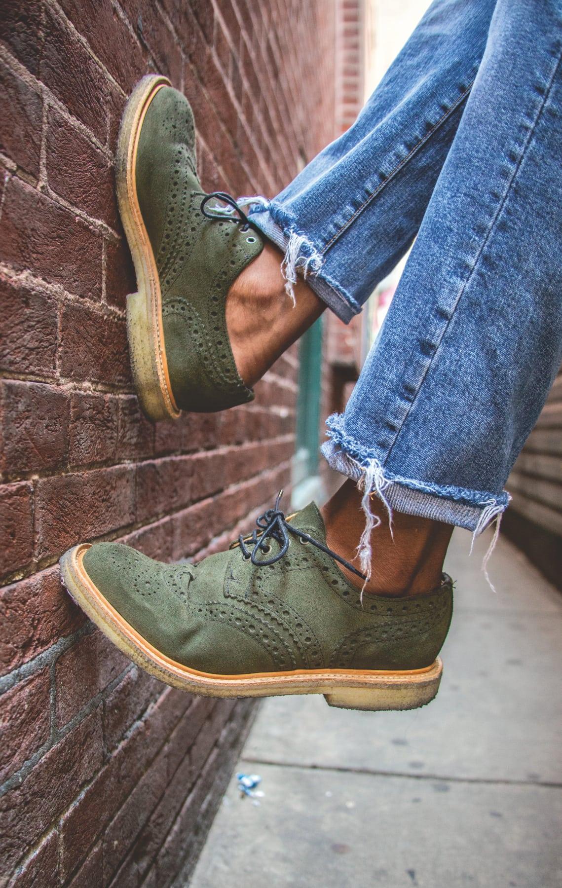 Blackstock & Weber Mens Shoes