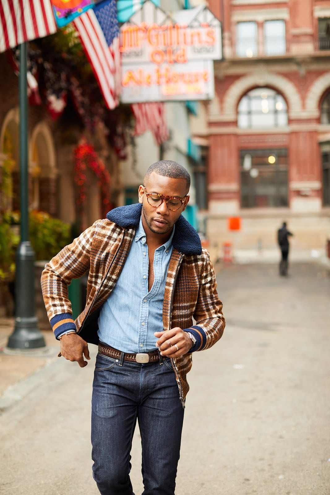 Men's Style Pro 70's Style Inspired Fall Gear