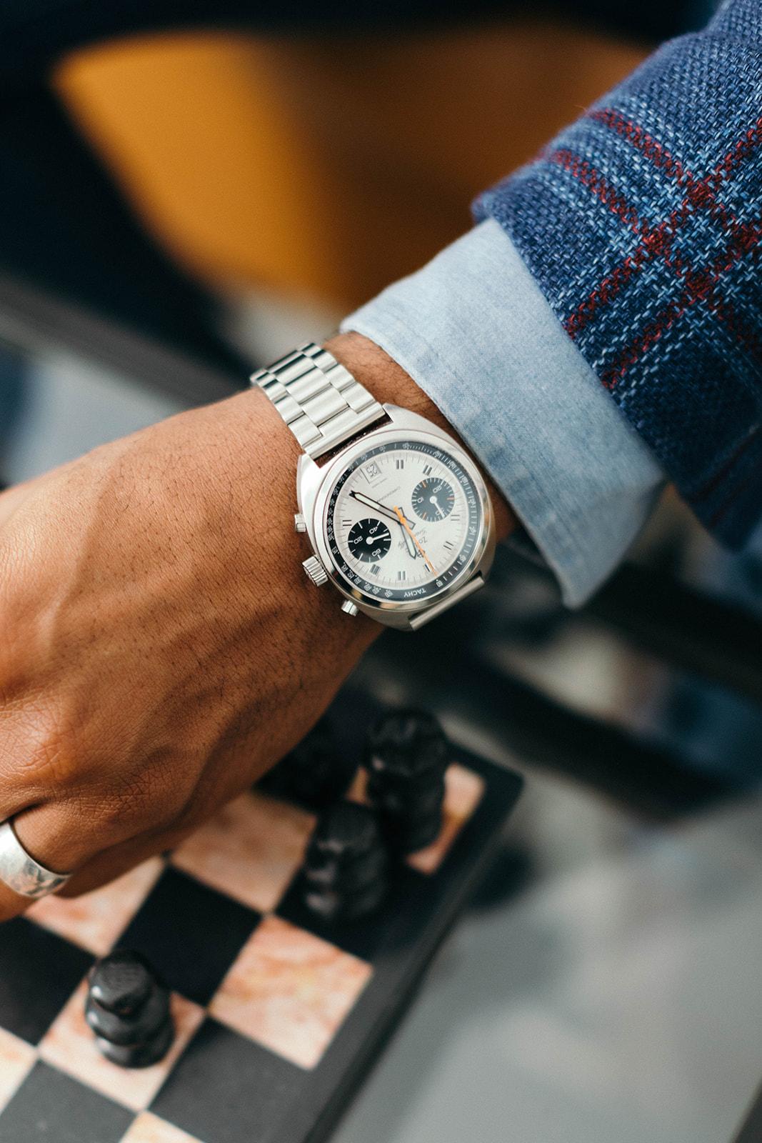 Zodiac Watches x Men's Style Pro
