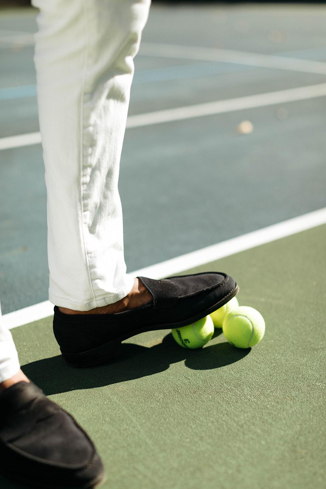 Men's Nautica Tennis Sweater via Amazon Fashion