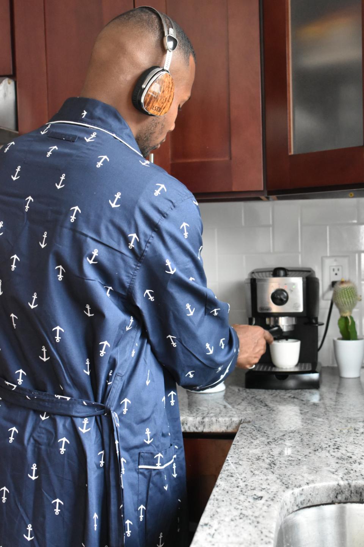 Nautica x Amazon x Men's Style Pro Home Style