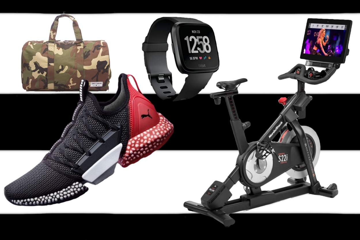 Men's Fitness Gear 2019