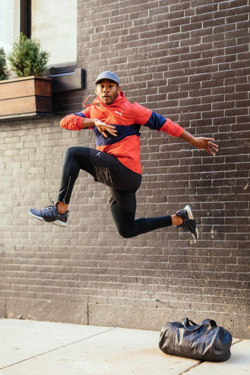 Sabir Peele Puma Jump Fitness 2019