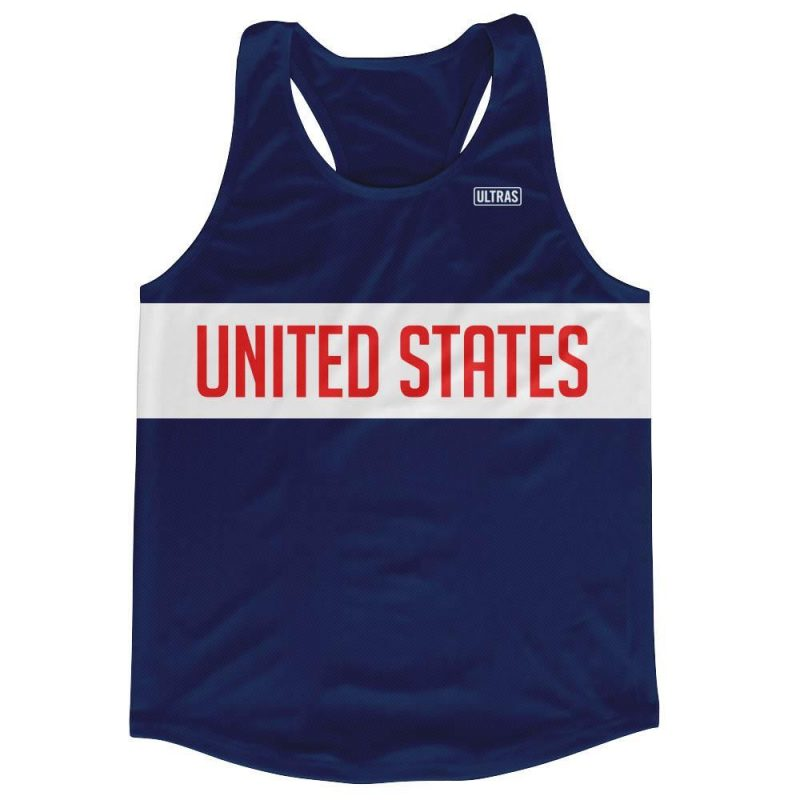 USA Track top from