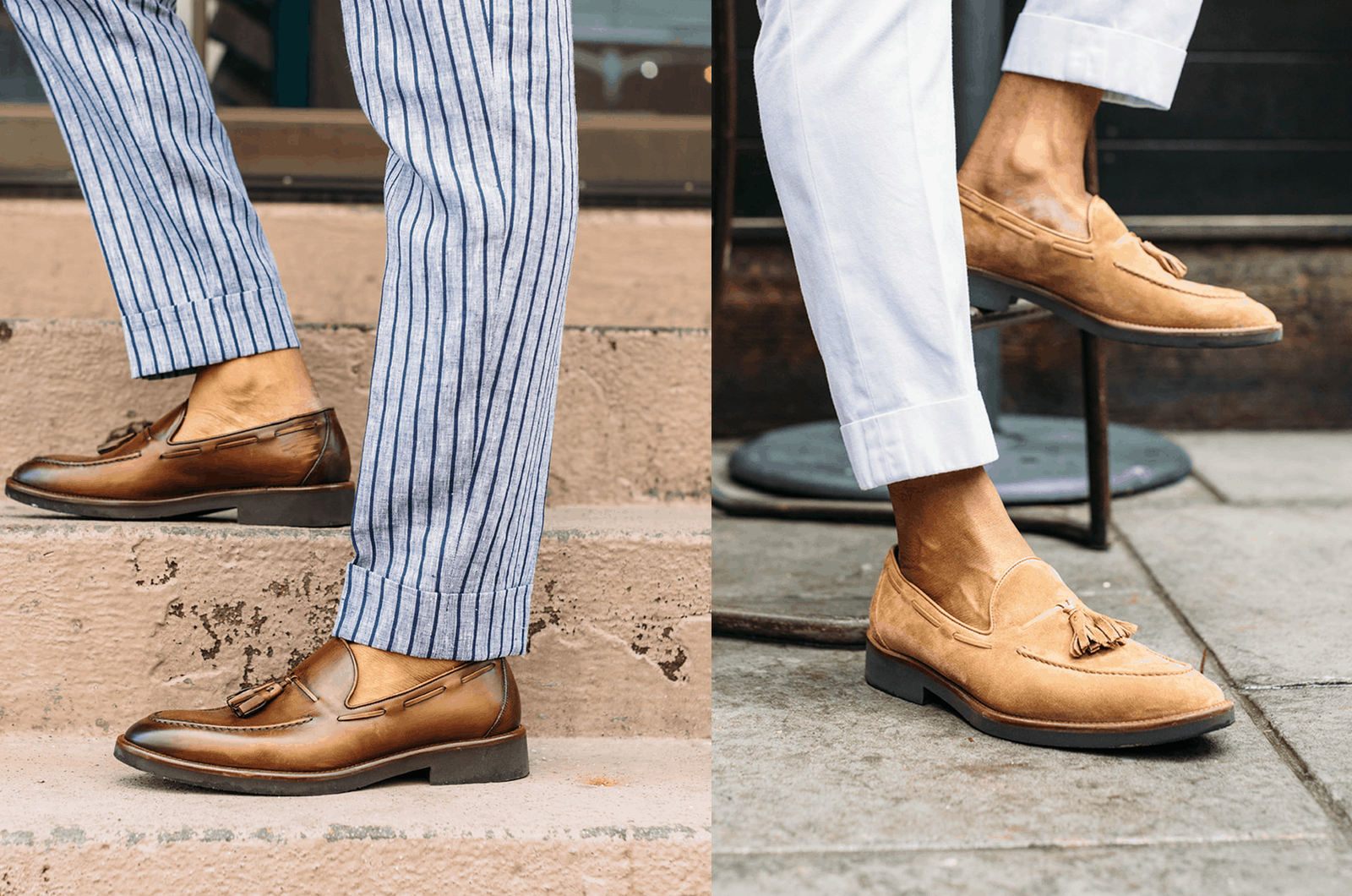 Johnston & Murphy Ridgeland Tassel Loafer Giveaway