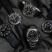 WATCHBOX Black Dial Watches