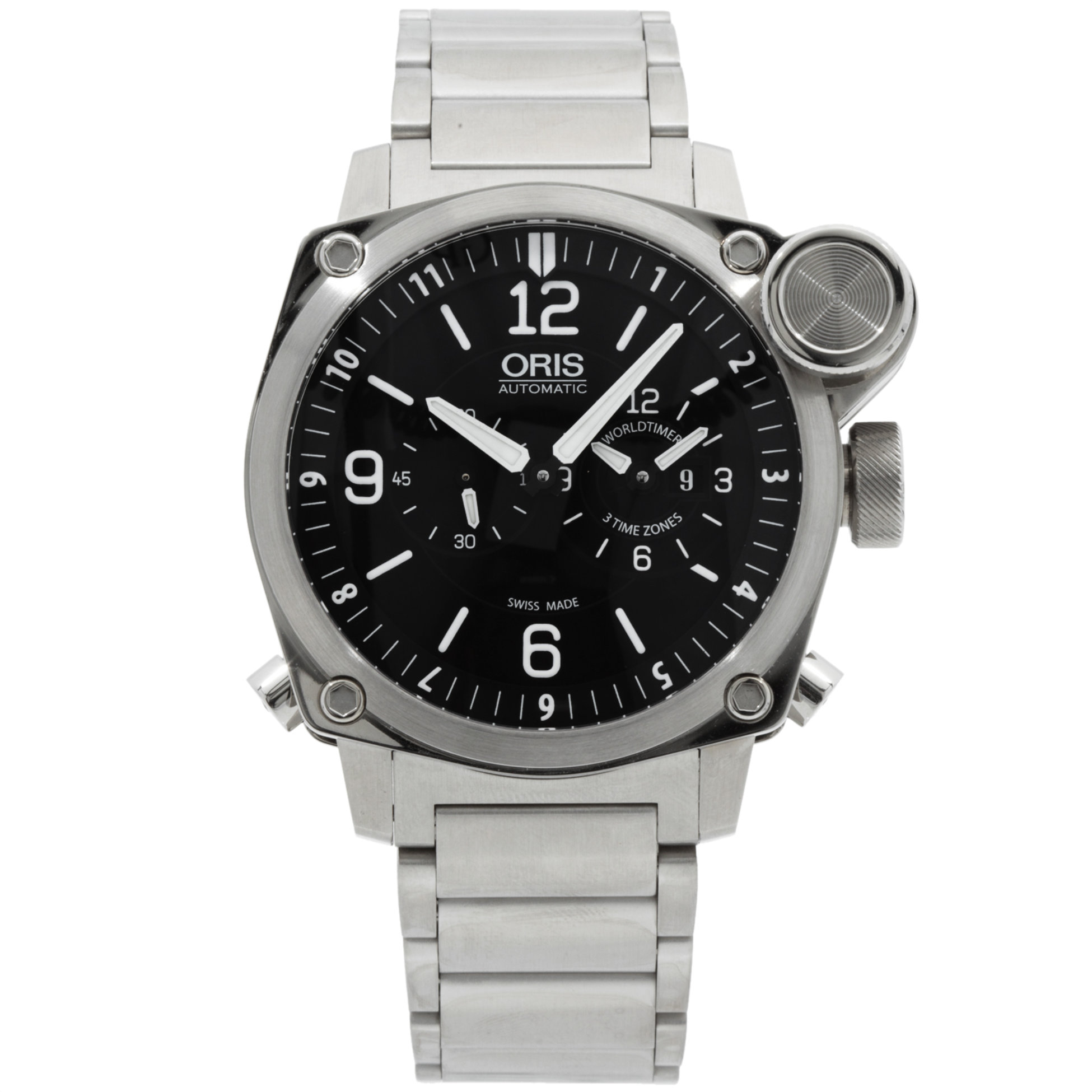 Oris BC4 Flight Timer Chronograph Watch