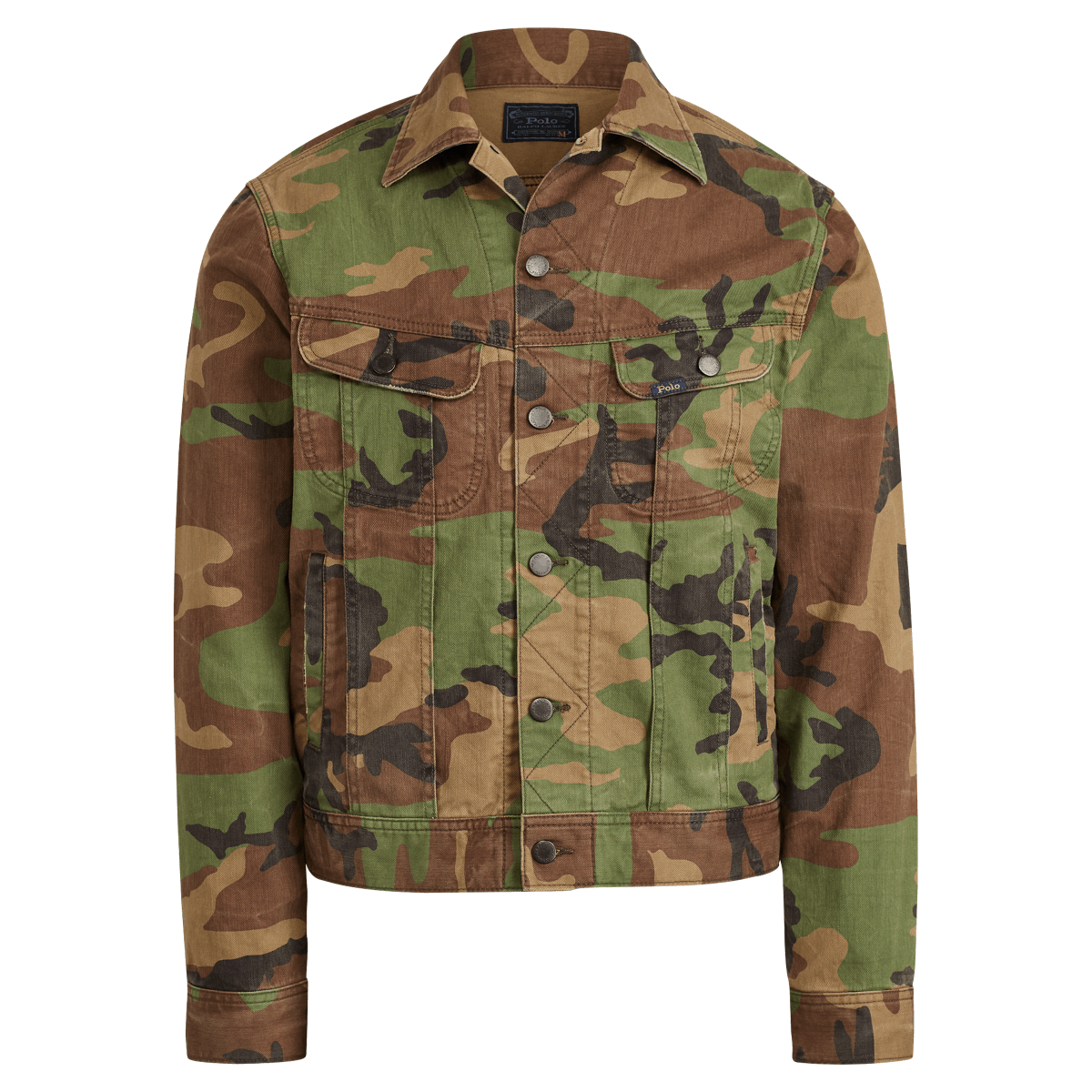 RL Camo Trucker Jacket