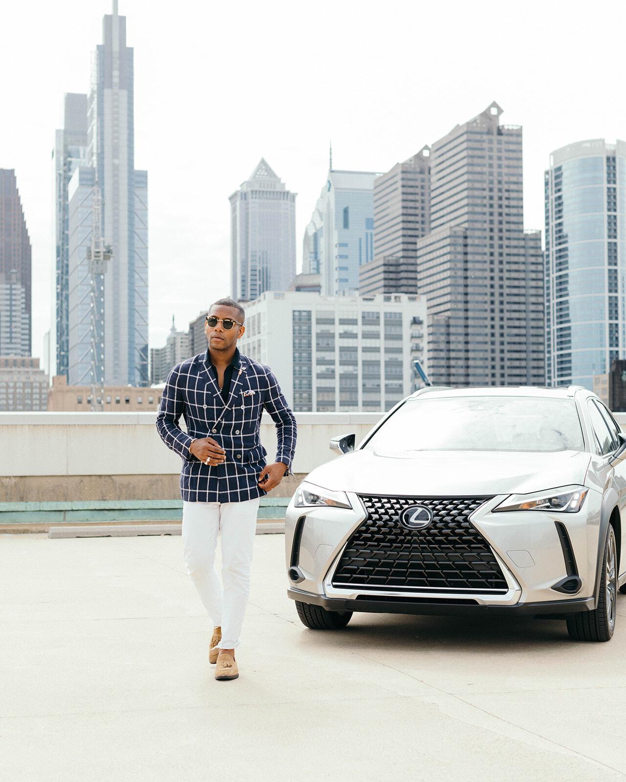 Lexus UX 200 Review