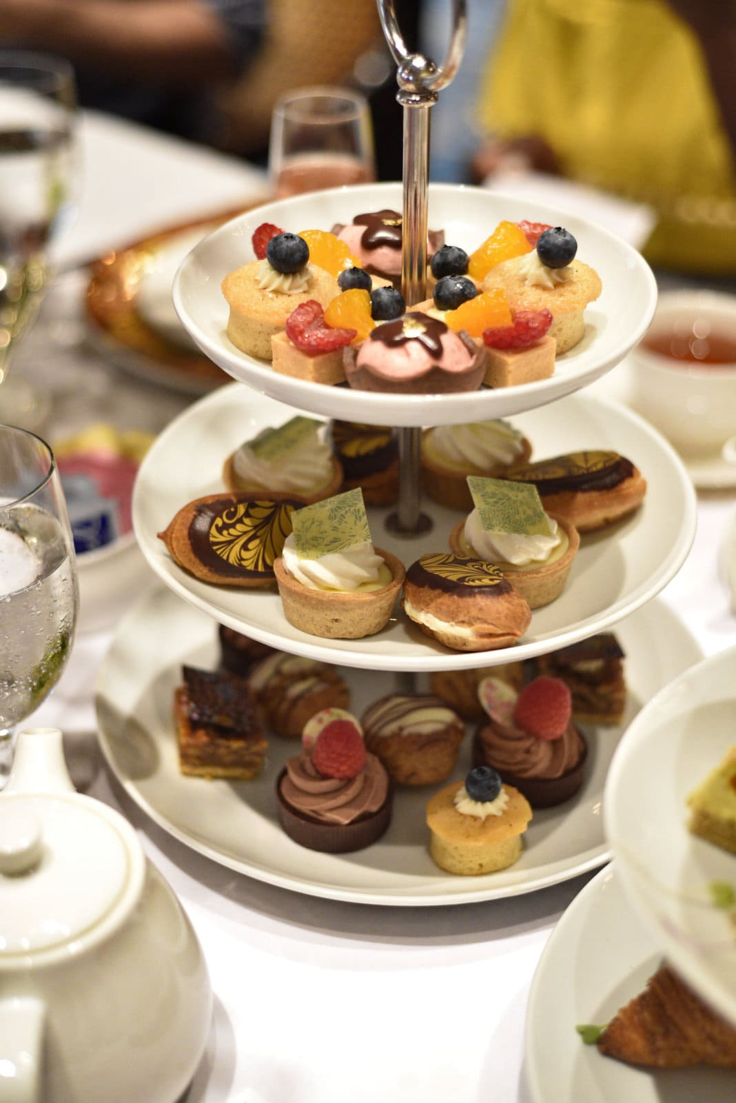 Formal Tea at Hotel Du Pont x Men's Style Pro