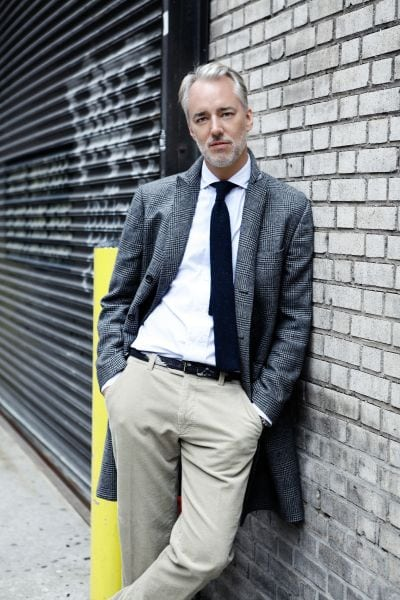 Michael Bastian Precision Notes - a Men's Style Pro Podcast Interview