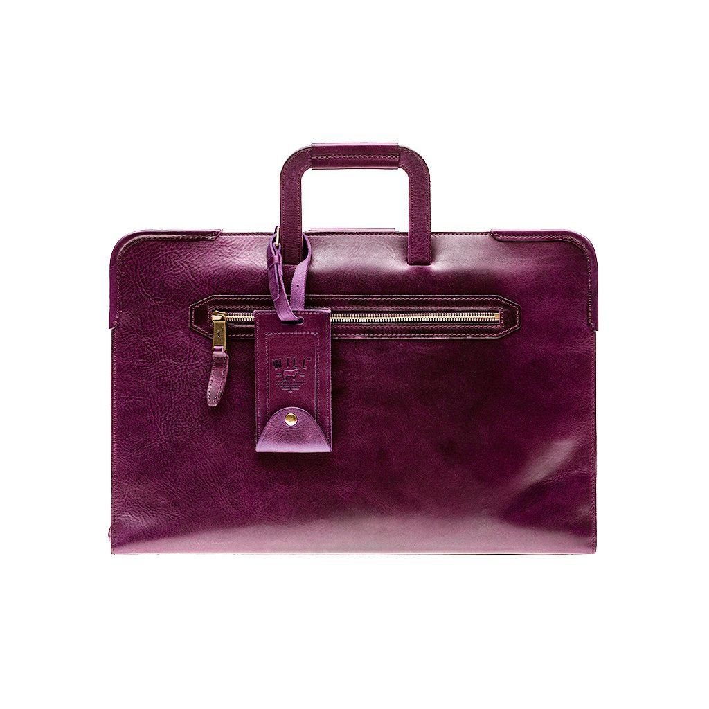 Will Leather Goods Diplomat Attache