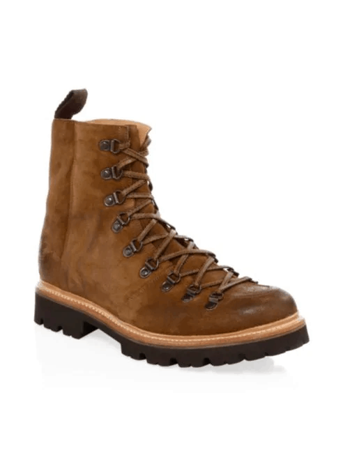 Grenson Hiking Boots