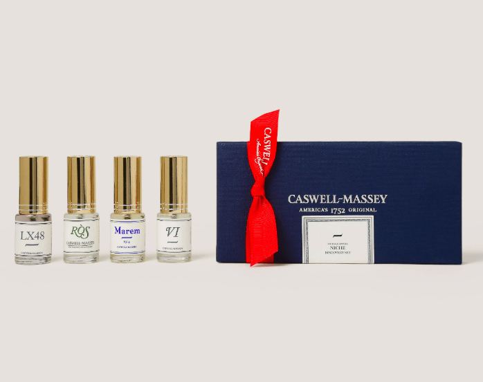 Caswell-Massey Niche Fragrance Discovery Set