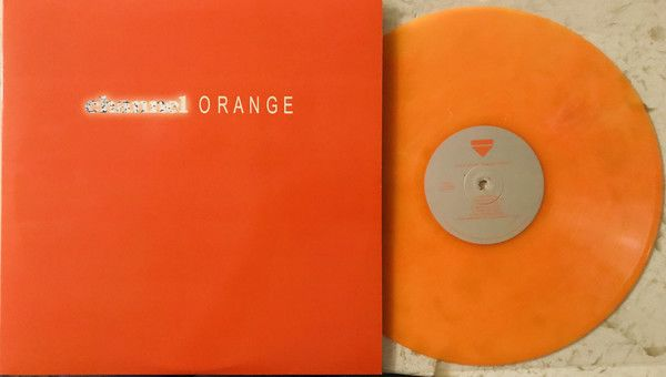 Frank Ocean Channel Orange Vinyl