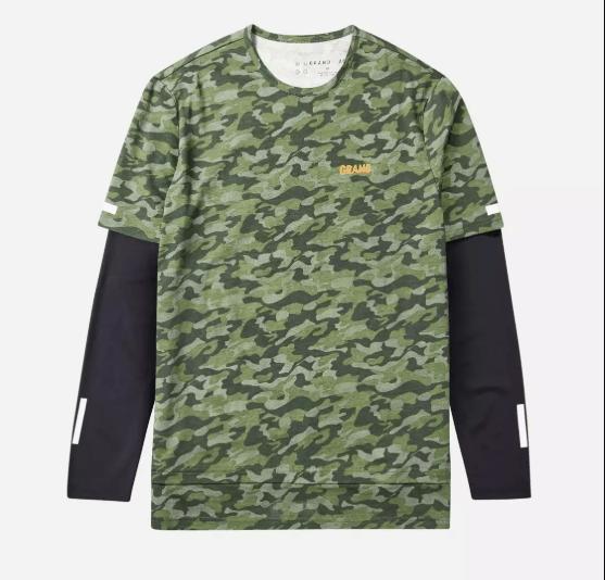 Grand AC Compression Shirt In Camo