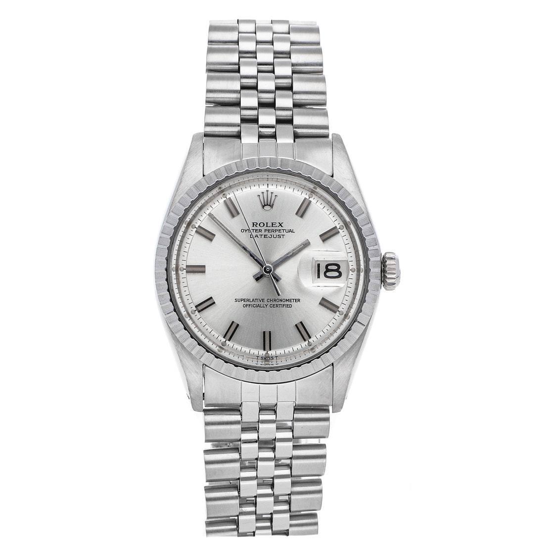 Rolex Datejust 1603 via Watchbox The Watchbox