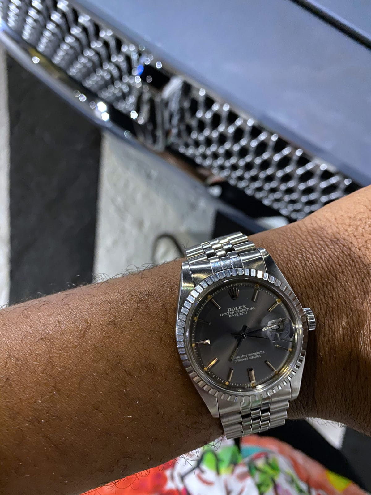 Rolex 1603 Watch via WatchBox