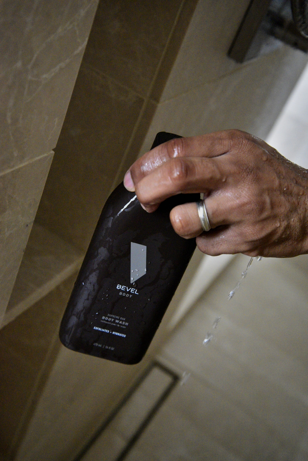 Bevel Body Wash Shower