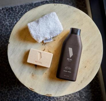 Bevel bar soap & body wash