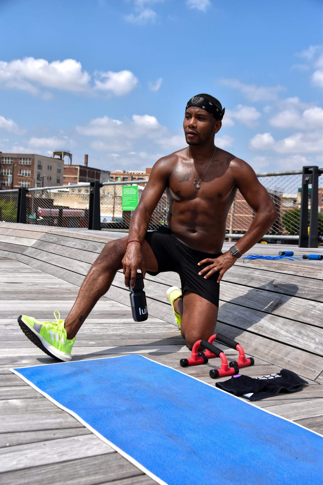 Men's Style Pro Summer Fitness Series Workouts