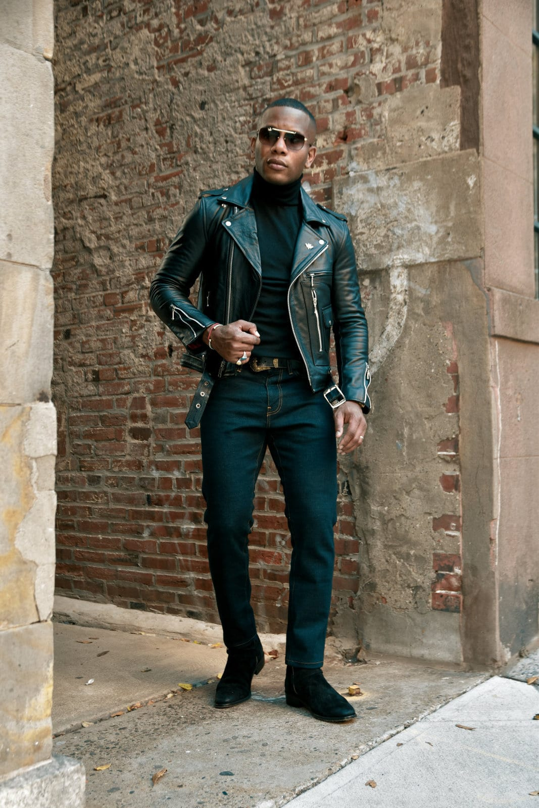Power Of The Leather Moto Jacket 2 WaysPower Of The Leather Moto Jacket 2 Ways
