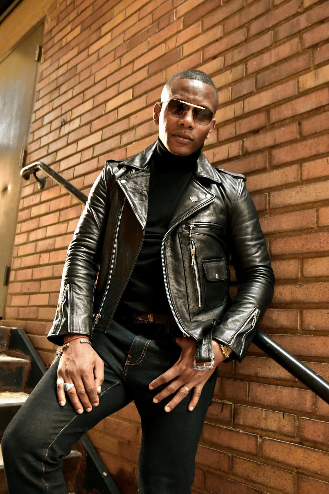 Power Of The Leather Moto Jacket 2 Ways