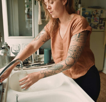 At home with pastry chef Emily Riddell