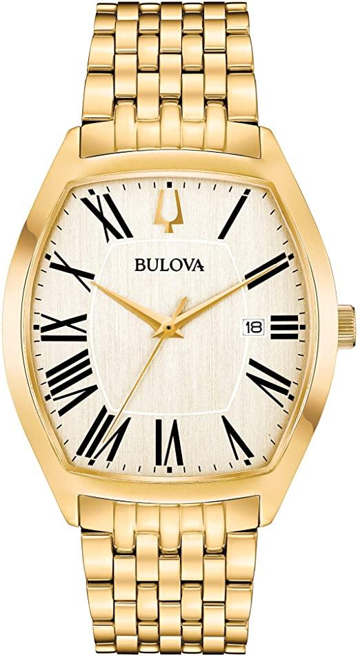 Bulova Gold Men's Watch