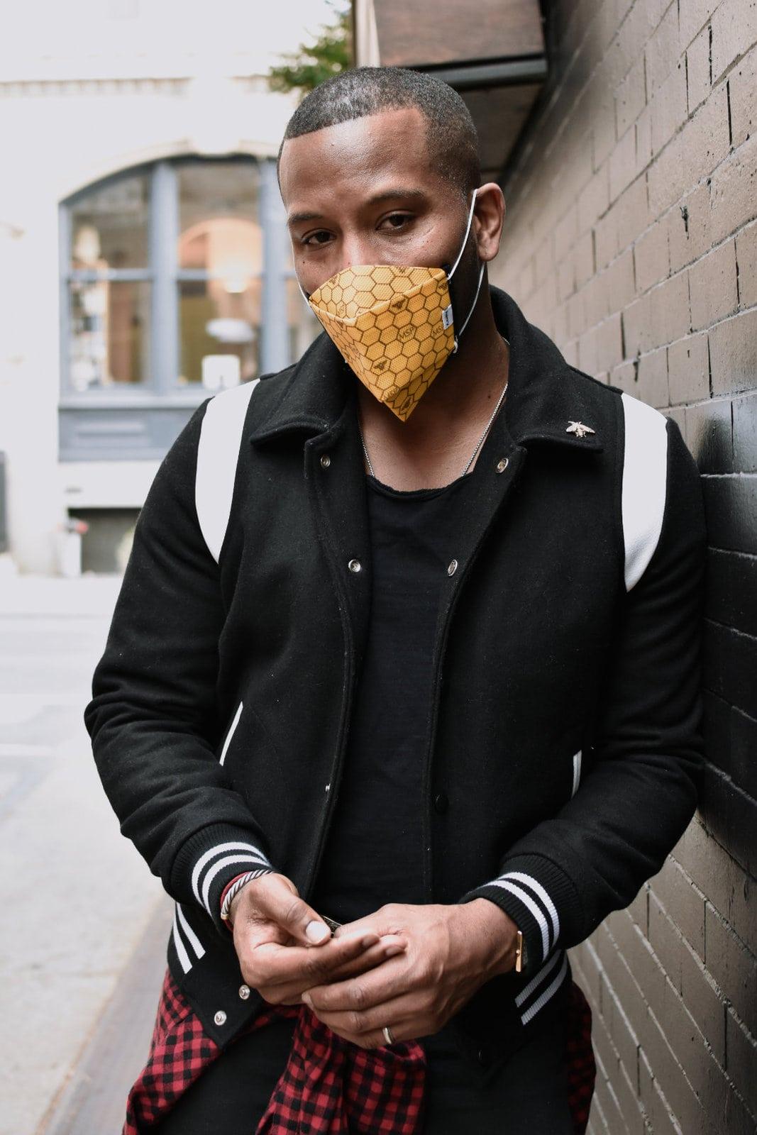 Henry Mask x Men's Style Pro Mask