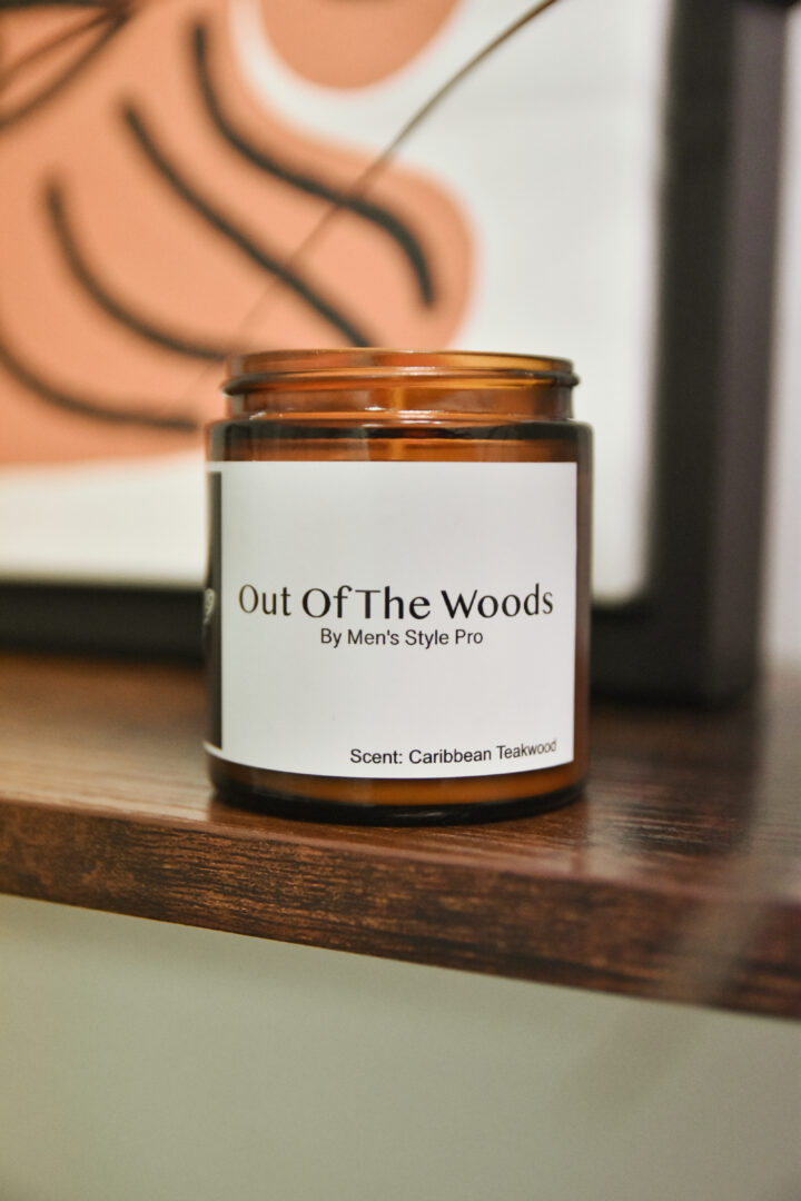 Out Of The Woods Candle