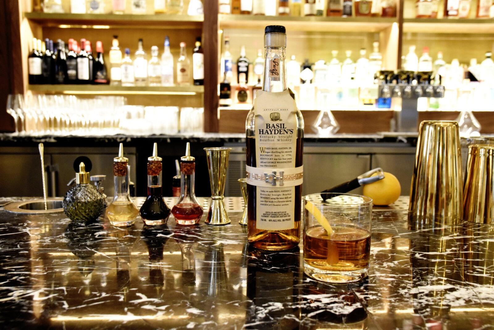 Basil Hayden's Whiskey