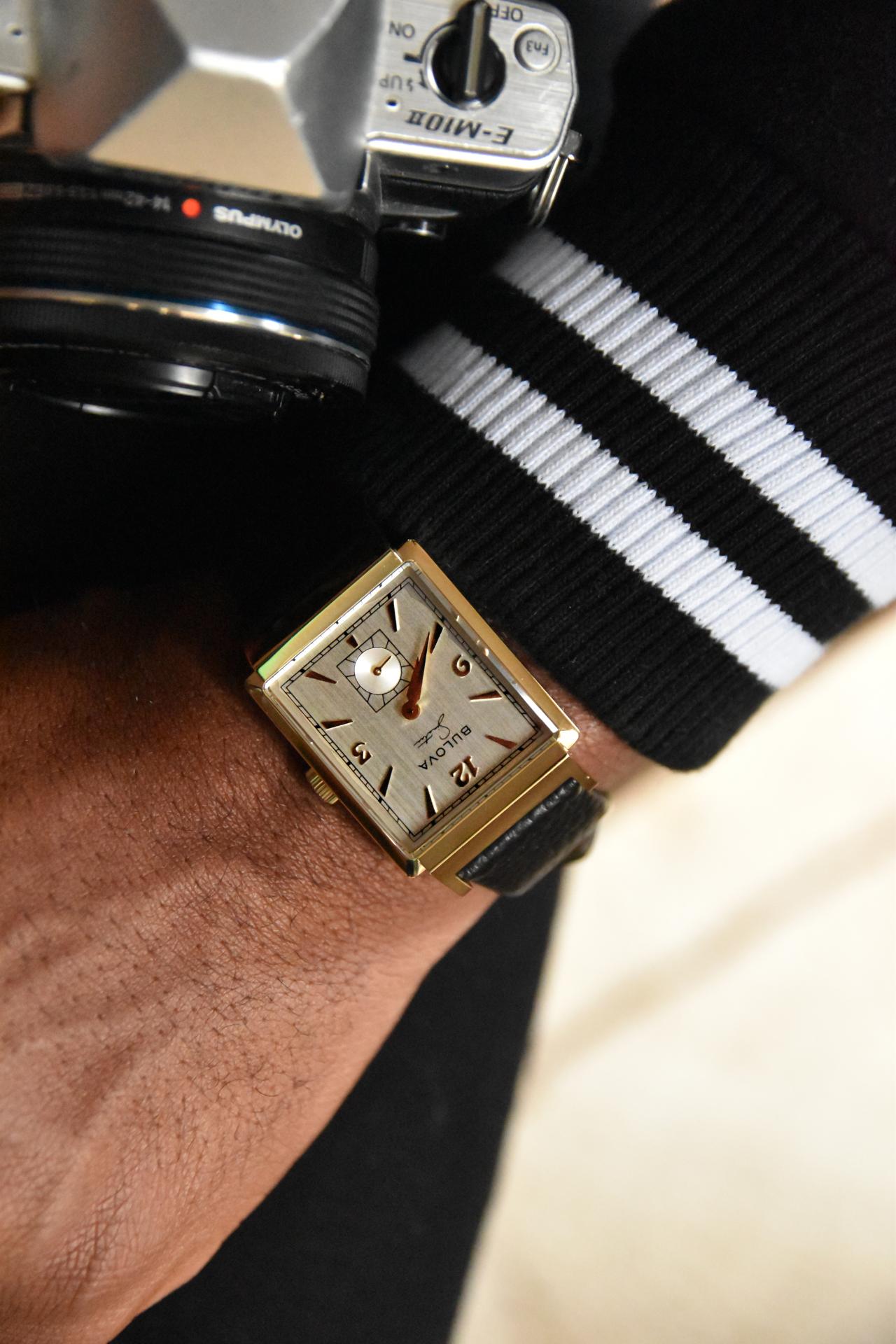 """Bulova x Frank Sinatra """"My Way"""" Watch"""