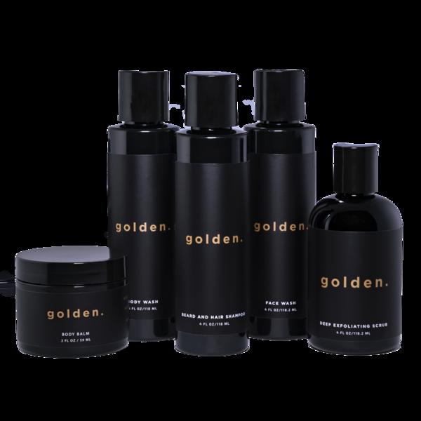 Golden Grooming Bundle