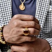 SHR x Esquire Men's Jewelry Collection x Macys x Men's Style Pro
